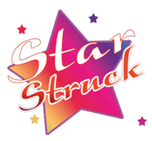 Starstruck Logo Small Colour Stars