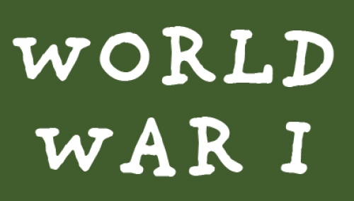 Real Reads World War I