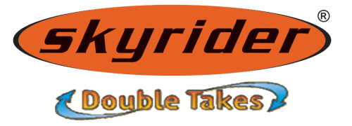 Skyrider Double Takes Banner